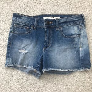 JOES Jeans Youth girls size 12 Jean shorts